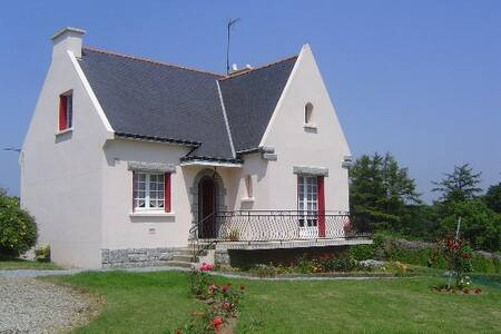 Maison néo bretonne indépendante - Pluméliau