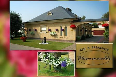 B&B Bloemenweelde - Kortrijk - Bed & Breakfast