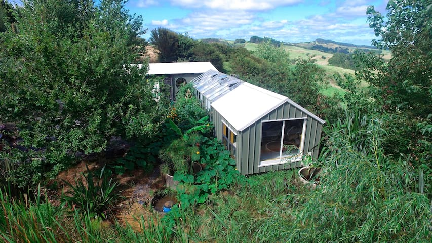 The GREENhouse Country Escape, Mangawhai