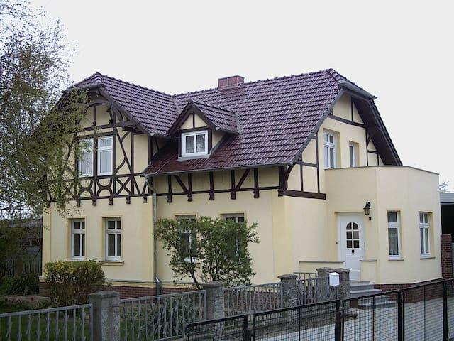 Übernachtung im schönen Oderbruch - Küstriner Vorland - Apartament