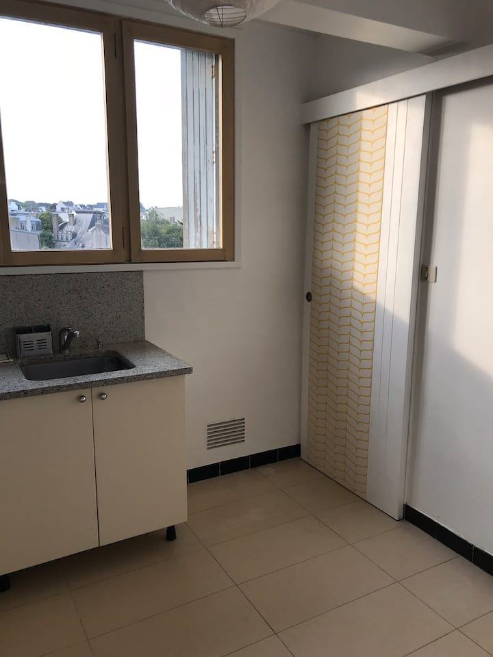 appartement au centre ville de Quimper