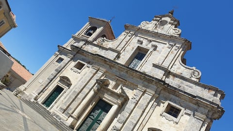 Casa Angela- Alì -collina, mare, cultura e relax!