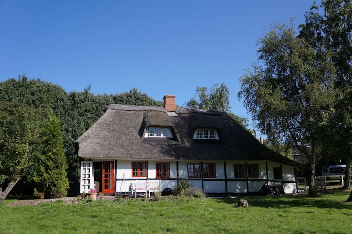 Cottage on the island of Langeland