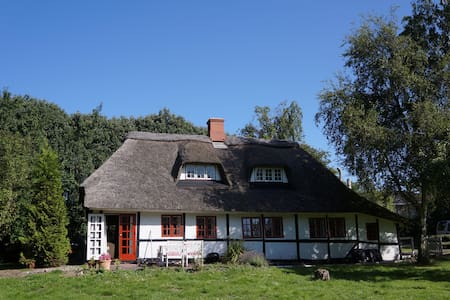 Cottage on the island of Langeland  - Bagenkop - House