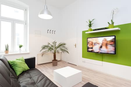 Apartment for 4 in Berlin Mitte