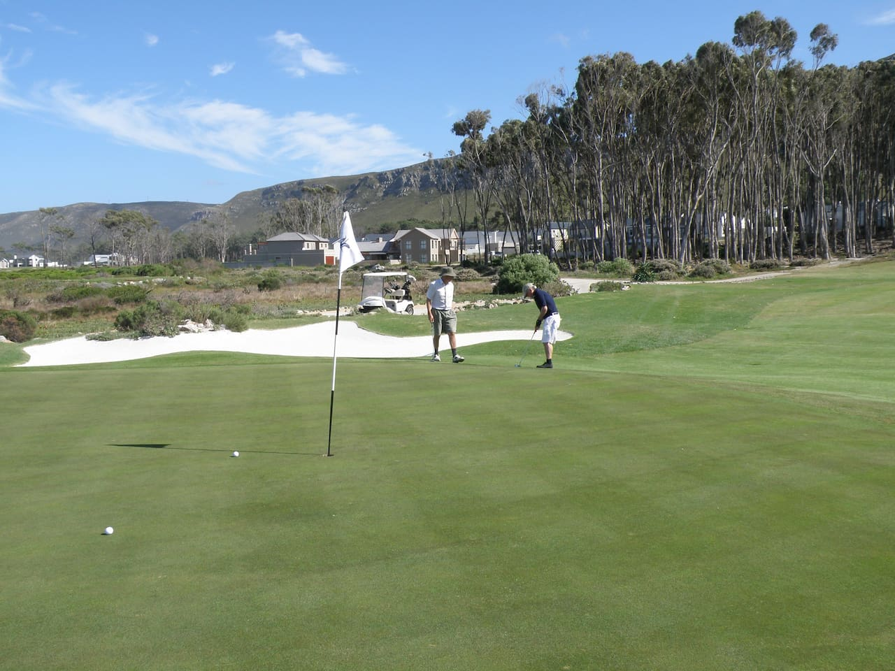 Nearby Hermanus Golf Club  with 27 holes