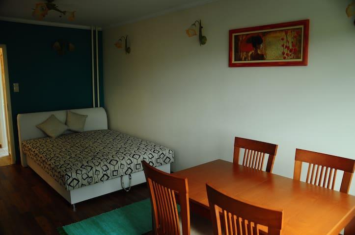 Cozy flat near Kelenföldi Pályaudvar - Budapest - Apartment