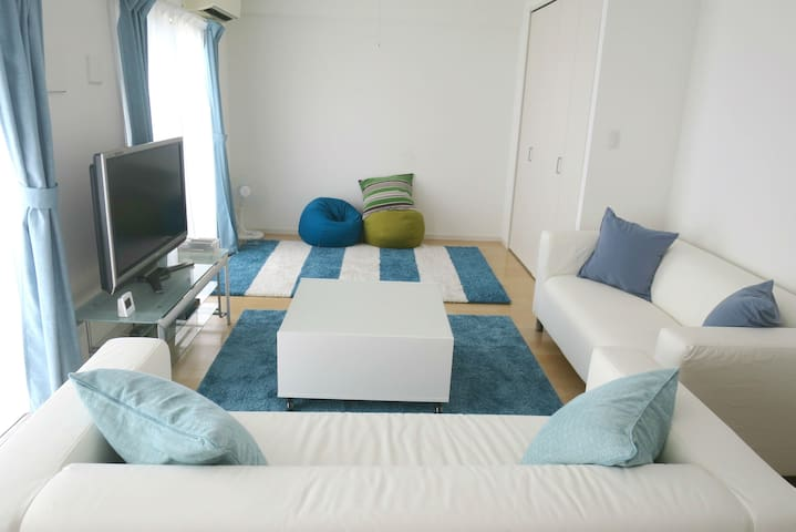 Condo with ocean view, walking to central Ishigaki - Ishigaki-shi
