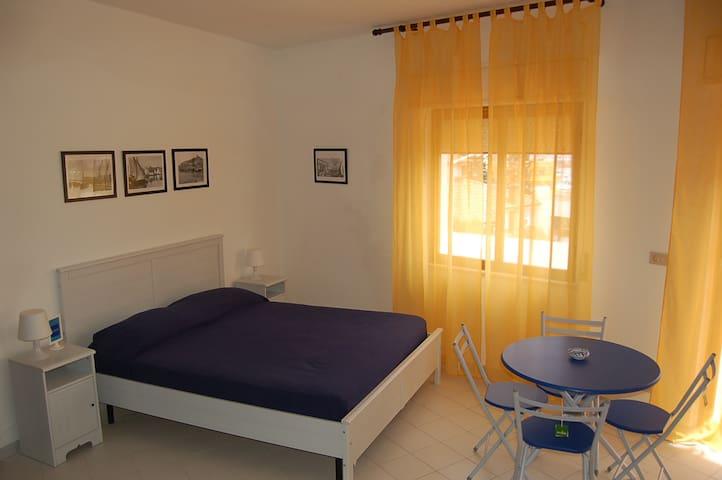 Farchikalà Studio  Guitgia Area - Lampedusa e Linosa - Daire