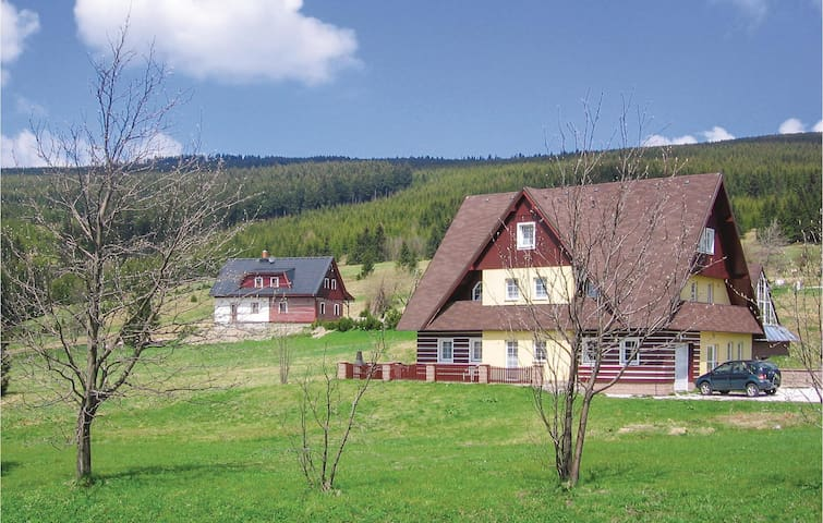 Holiday cottage with 8 bedrooms on 341m² in Horni Mala Upa