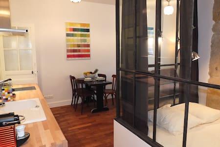 Apartment close to the Rhône river - Lyon