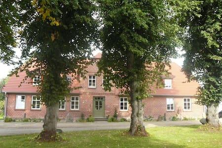 Garten Appartement an der Ostsee - Warnow