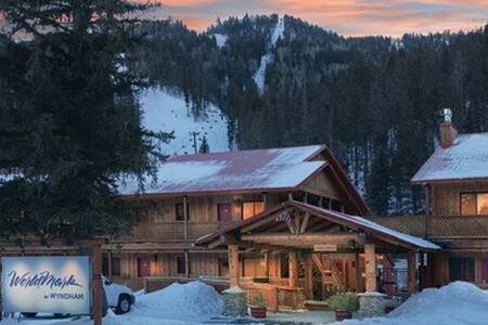 1-Bedroom Timeshare in Red River NM #1 - Red River