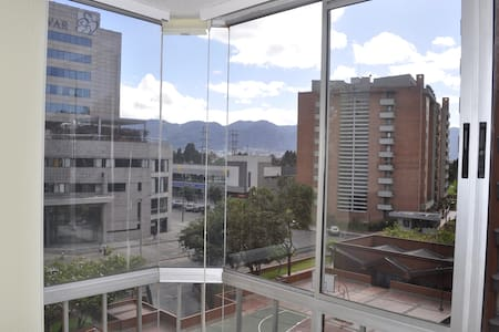 Double Room in Best Zone! - Room A - Bogota - Apartament