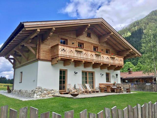 Hinterrohr Lodge direkt am Badesee
