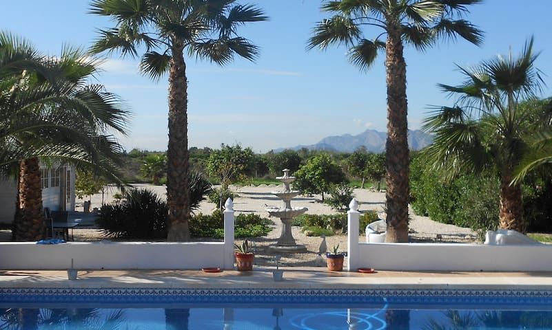 B&B CASA BELI region Alicante - Benejúzar - ที่พักพร้อมอาหารเช้า
