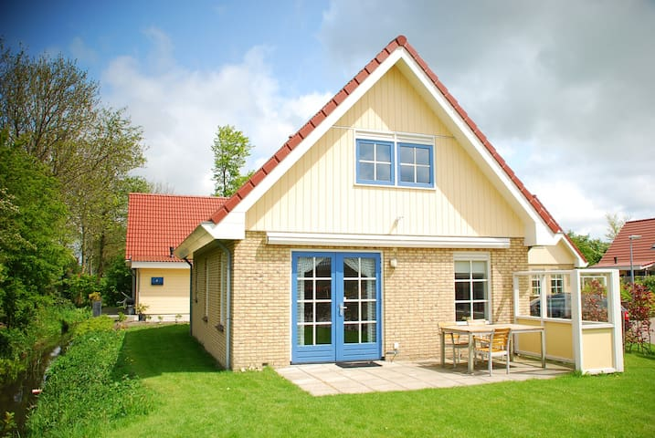 Luxury house with sunny terrace - Schoorl - Talo