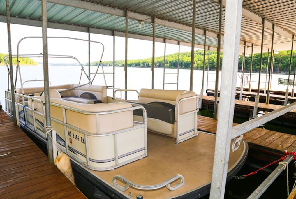 Boat rental available