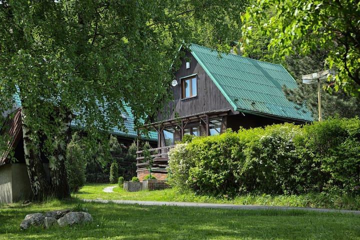 Chata Klondike - Trojanovice - Zomerhuis/Cottage