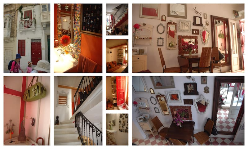 Cosy house in the heart of Valletta