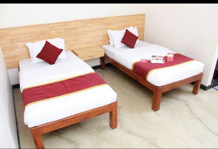 Charming room at Vijayanagar - Mysuru - Daire