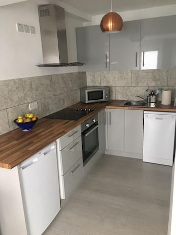 Dalston 1 bed apartment