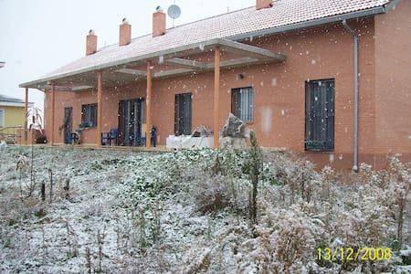 Sin barreras arquitect. hipica+golf - Valdetorres de Jarama - Huis