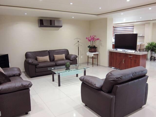 Confortable departamento, equipado y bien ubicado