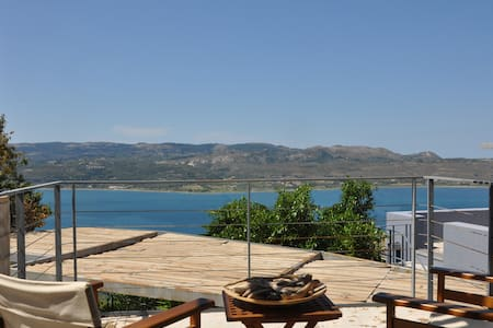 Boutique Villa Yellow - Ionian Colours, Great view