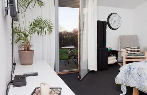 35 m2 studio in Herlev near Cph