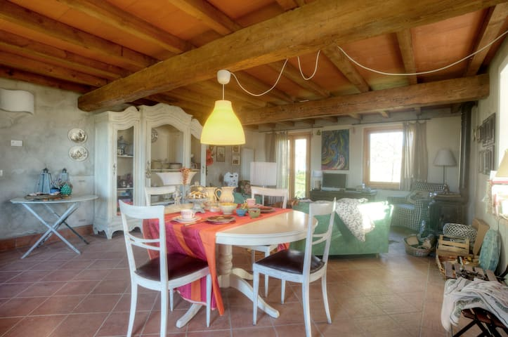 "COUNTRY HOUSE ""CA' DEL NOCE"" - Vidiano - Vila"