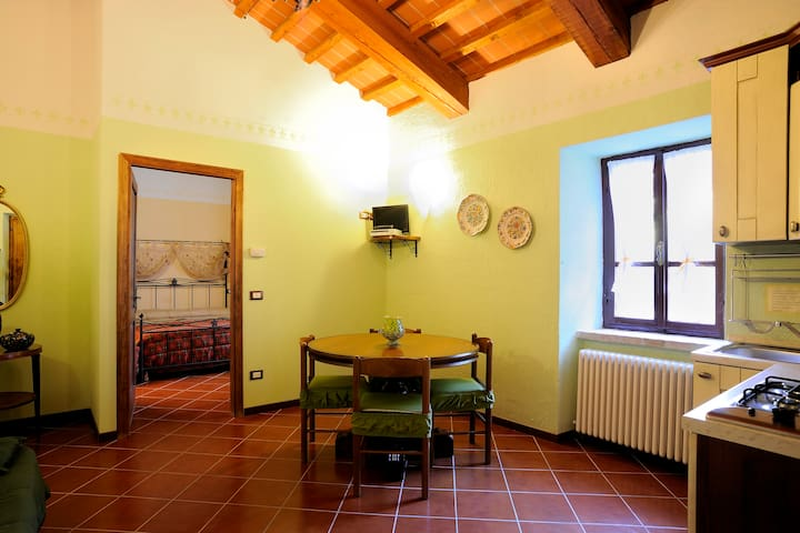 Regenereted in Umbrian Countryside2 - Gubbio - Apartment