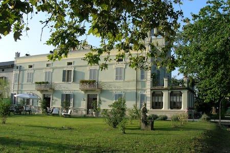 b&b Villa Albertina near to Parma - Trecasali