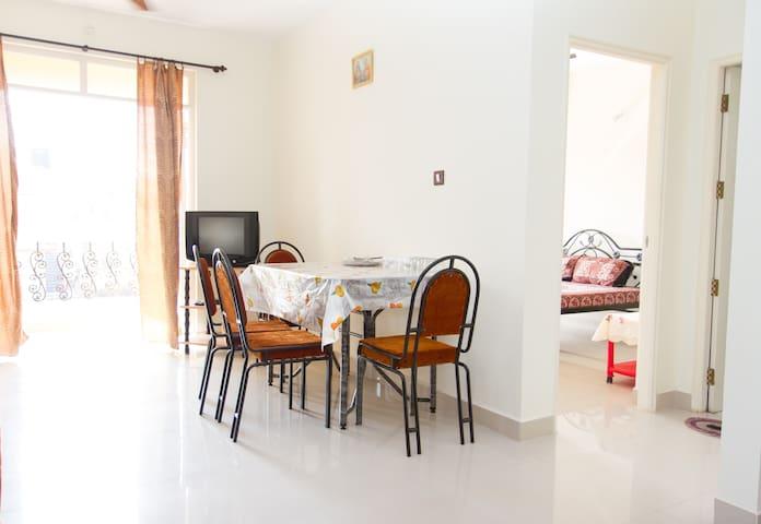 Marcels Condos at Goa(103) - South Goa - Apartemen