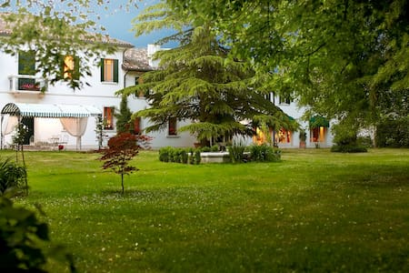 A timeless corner near Venice and Treviso - Roncade - Villa