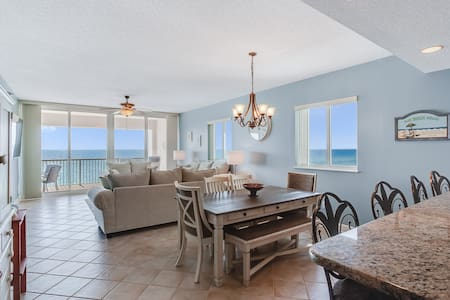 Navarre Beach Gulf front luxury