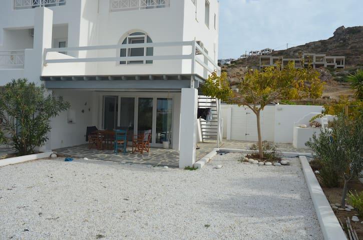 Orkos House Near Mikri Vigla Spot kite & Windsurf - Mikri Vigla