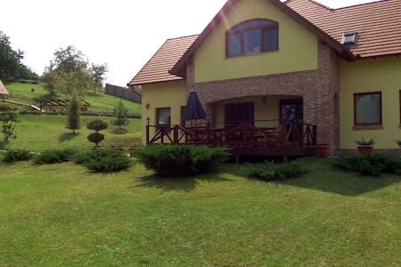 Villa Vinea- your vacation house- - Etyek - Hus