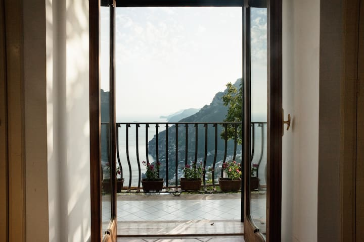 Colle dell'ara B&B Positano room 1