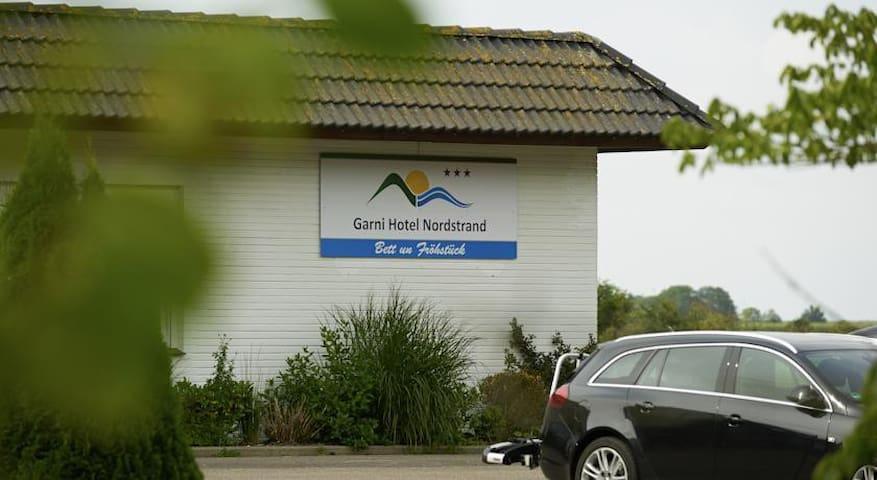 Private Atmosphäre - provisionelle Dienstleistung! - Nordstrand - Apartment-Hotel