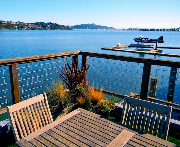 Sausalito Waterfront Floating Apartment