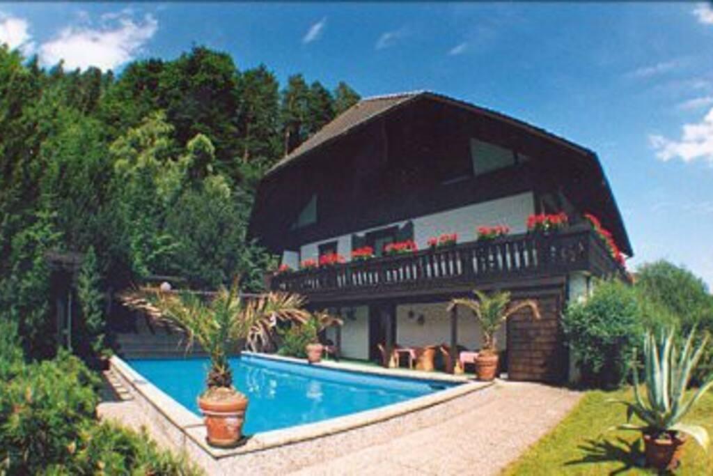 swimmingpool sauna wanderer kinder wohnungen zur miete in lauterbach baden w rttemberg. Black Bedroom Furniture Sets. Home Design Ideas