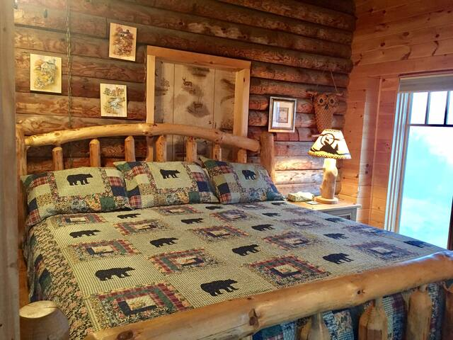 B&B Mountaintop Private Suite, Breathtaking VIEWS! - Jonas Ridge