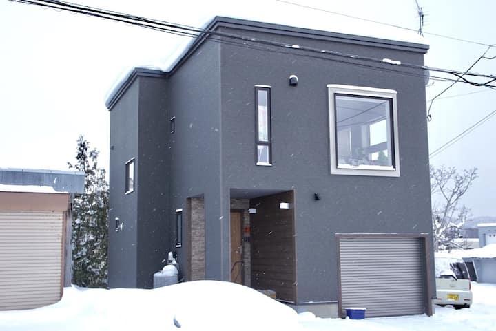 Niseko Cube House