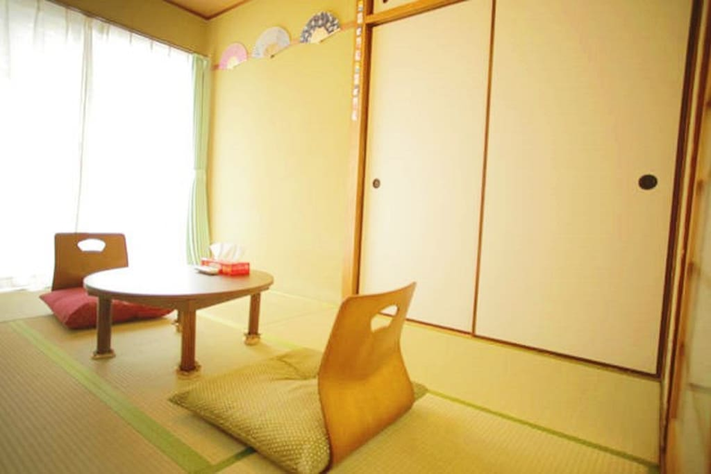 traditional Japanese-style room of Japan