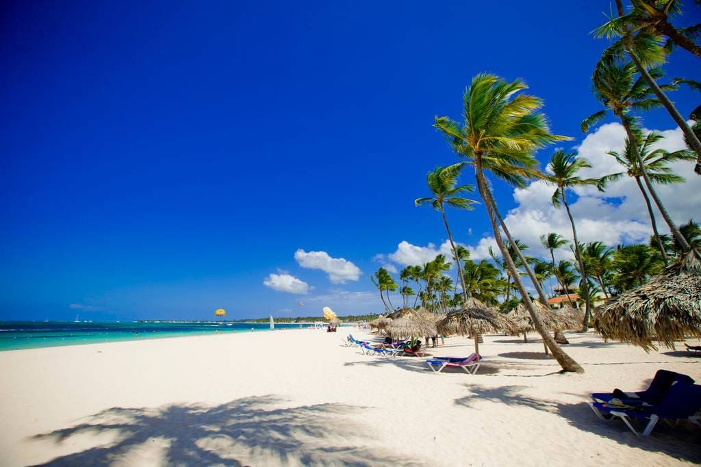 One of the best beaches in Punta Cana at your disposal!