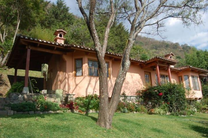 Casa Juana: Breathtaking Views