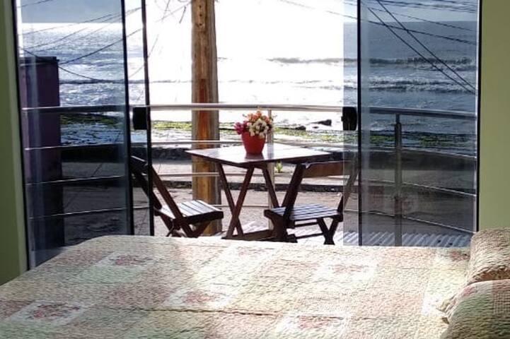 Pontal - Pé na Areia - Praia do Me Ache
