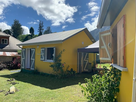 Salaz' & sens 2- bungalow créole cosy - Vétyver
