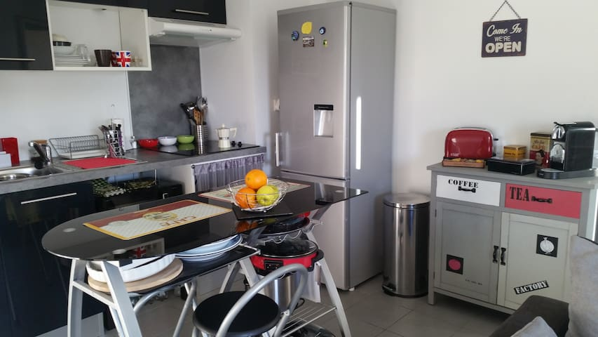 B&B Euro 2016 cerca estadio! - Saint-Priest - Apartamento